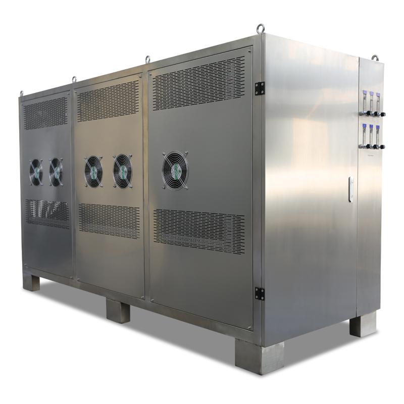 氧气源水冷臭氧一体机