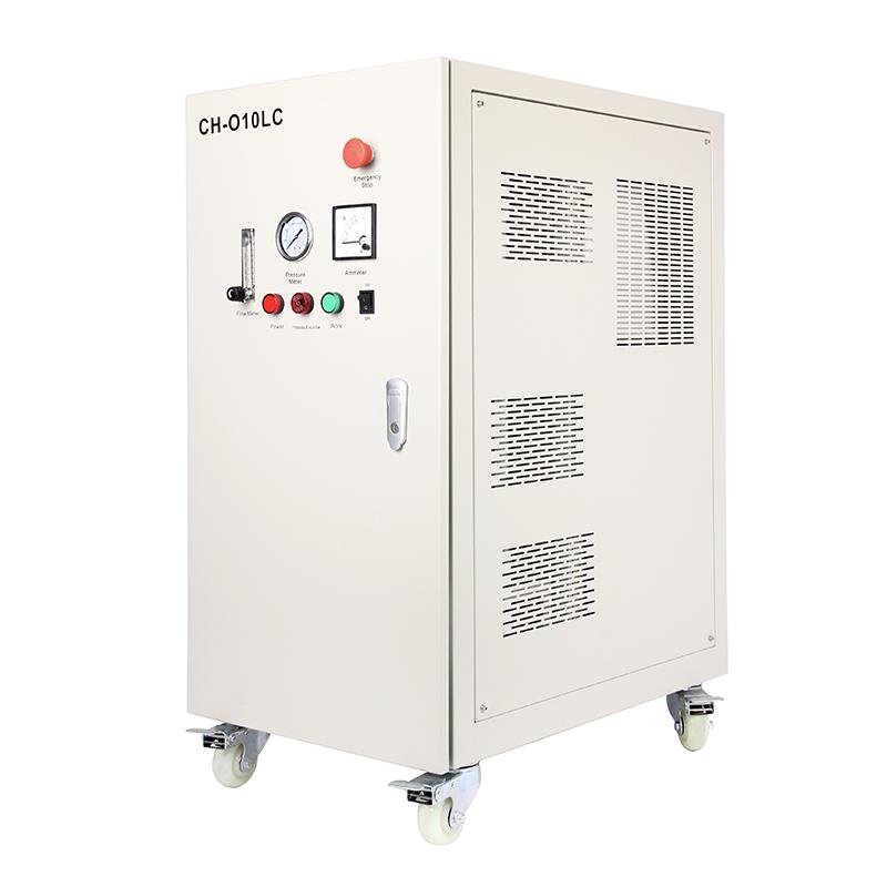 臭氧发生器臭氧浓度的因素